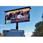 High Resolution Outdoor Rental LED Display Full Color Die-casting Aluminum LED Panel for sale