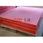 China Low Smoke And Halogen - Free GPO3 Fiberglass Sheet Suitable To Rail Traffic for sale