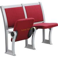 Flame Retardant Fabric Lecture Hall Seating / Modern Classroom Furniture for sale