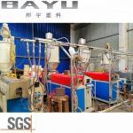 Plastic Extruder Machine PA Strip Aluminum Profile Making Machine