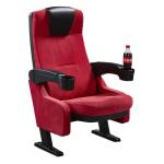 China Hot Sale Cheap Price High quality Cup Holder Luxury Cinema Theater Chairs for sale