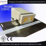 LED MCPCB Pre Scoring Depaneling V Groove PCB Separator for LED Strip for sale