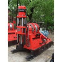 Mechanical Water Well Machine Core Drill Rig Spindle One Bored Construction Pile for sale