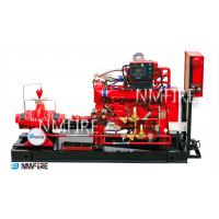 China 1000GPM@119PSI, Ul Listed ,Diesel Engine  DRIVER ,Split casing Pump set for sale