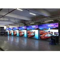 2.6Mm Innovative Seamless Indoor Advertising Led Display Video Wall For Even Hire for sale