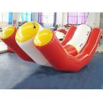 China Inflatable Water Pool Sports, Inflatable Tube Teeter Totter Games factory