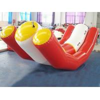 Inflatable Water Pool Sports, Inflatable Tube Teeter Totter Games for sale