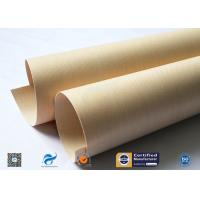 Multi Color PTFE Coated Glass Cloth / Insulation PTFE Coated Glass Fabric for sale