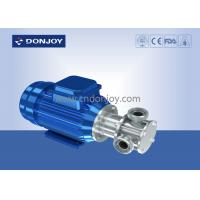 RX Flexibility Impeller High Purity Pumps Achieve Clockwise And Counterclockwise Rotation for sale