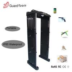 Adjustable High Sensitivity Full Body Scanner / Security Metal Detector Gate ROHS / FCC For School for sale