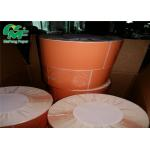China General Printing Label Printer Paper Rolls Offset Surface Permanent Adhesive for sale