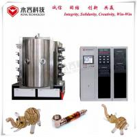 Vertical Orientation Glass Coating Machine For Glass Smoking Weed Pipes Decorative for sale