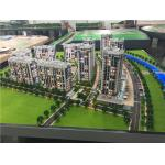 China House Architectural Model Building For Residence With Internal Light 2.1 * 2.1M for sale