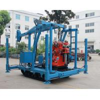 China Diamond Rig Mounted Core Drill Machine Soil Investigation Rock Cutting Hydraulic Chuck supplier