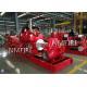 China 500GPM@175PSI  Ul Listed Diesel Engine  DRIVER Split casing Pump set with Jockey Pump(50HZ-380V)-000 for sale