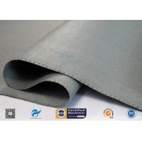 China Double Sides Silicone Coated Fiberglass Fabric Insulation Materials supplier