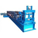 Steel Strip Cold Roll Forming Machine 11KW Power With 50HZ Frequency for sale