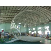 Custom Made 6m Diameter Lucid Inflatable Bubble Tent For Event for sale