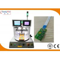 Effective Automatic Soldering Machine , 0.5-0.7 MPA Soldering Tools And Equipment for sale