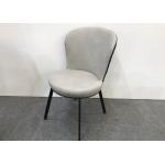Ergonomic Fashion Dining Chair Material Environmental Protection And Wear Resistance