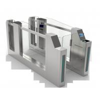Swing barrier gate turnstile vehicle and pedestrian access contro automatic turnstile for sale