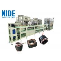 Electric Motor Stator Winding Machine High Efficiency for Fan Motor Stator Production for sale