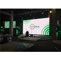 Intelligent Fast Lock Easy Maintenance P3.91mm Full Color HD Indoor LED Display for Hire Events/ Parties for sale