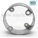 China Electric Stainless Steel Conduit Fittings BS4568 Conduit Box Extension Rings for sale
