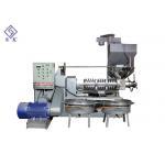 Cold And Hot Press Oil Machine Screw Oil Press Machine High Oil Yield for sale