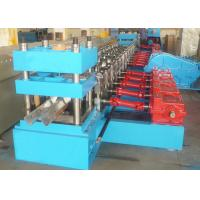 2 Waves Highway Guardrail Roll Forming Machine Gear Box Transmission High Speed for sale