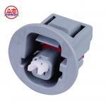 China PA 1 Pin Waterproof Auto Wire Connectors Oil Pressure Sensor Connector for sale