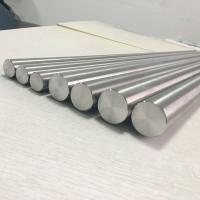 Forged Rolling Titanium Alloy Bar Medical Chemical Customized Nature Color for sale