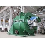 High capacity SS304 scraper continuous centrifugal solid liquid separator for sale