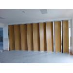 Customized Gypsum Board For Ceiling Movable Partition Walls Folding Door for sale