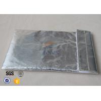 Eco-Friendly Safe Protective Fire Resistant Document Storage Bag 6.7 x 10.6 for sale