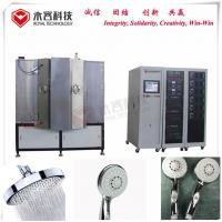 China Cathodic Arc PVD Plating Machine Vertical Orientation For Metal Showerhead for sale