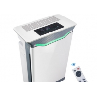 Ultraviolet household mobile anion air purifier in addition to formaldehyde disinfection machine
