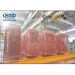 Evaporator Panel Assembly Coils Boiler Pressure Parts With ASME Standard for sale