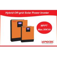 1KVA High Frequency Pure Sine Wave DC / AC Solar Power Inverters with MPPT / PWM for sale