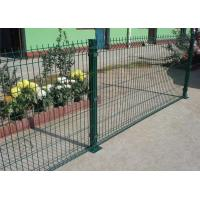 Electro Galvanizing Highway Fence Diamond Mesh Mild Steel Super Shock Resistance for sale