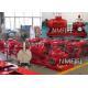 China 1000GPM@119PSI, Ul Listed ,MOTOR DRIVER ,Split casing Pump set ,50HZ/400V for sale