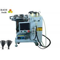 Automatic Zip Tie Machine Handheld Cable Tie Gun AC220V SWT36100H for sale