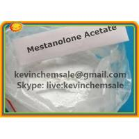 Mest A Muscle Building 521-11-9 Anabolic Steroid Powder Mestanolone Acetate DHT for sale