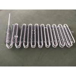 Aluminum Finned Refrigeration Evaporators Meet National Standard For Cooling System for sale