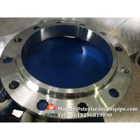 China Incoloy Alloy Steel Flang ASTM B564 Steel Flanges, C-276, MONEL 400, INCONEL 600, INCONEL 625, INCOLOY 800, INCOLOY 825 for sale