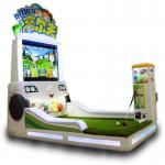 China Indoor Crazy Mini Golf Kids Arcade Machine For Amusement Center 500 W Power for sale