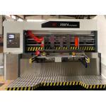 Corrugated Paperboard Doctor Blade Ceramic Roller Flexo Printer Slotter Die Cutter Machine for sale