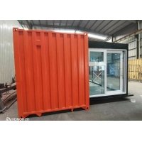 20hc Prefabricated Expandable Shipping Container House for sale