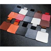 40 * 40mm Size Fancy Stationery Items , Leather Elastic Pen Loop Easy Use for sale