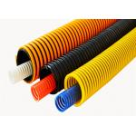China Flexible Colorful PVC Spiral Vacuum Hose , Suction Discharge Hose / Pipe / Tubing for sale